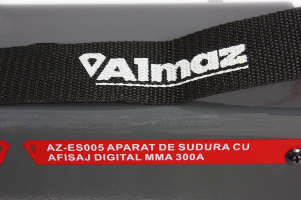 Aparat Sudura ALMAZ MMA 300A ( AZ-ES005 ) + Accesorii , Invertor , Model nou 6