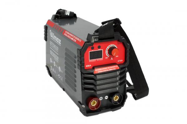 Aparat Sudura ALMAZ 270A ( AZ-ES004 ) + Accesorii , Invertor , Model nou 13