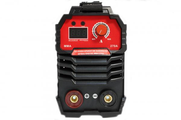 Aparat Sudura ALMAZ 270A ( AZ-ES004 ) + Accesorii , Invertor , Model nou 15