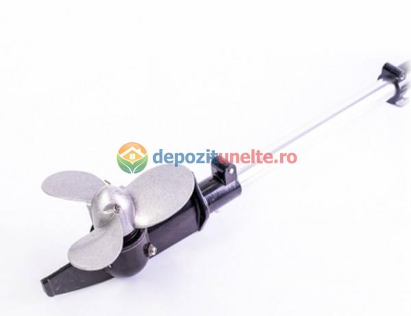 Adaptor pentru motor motocositoare cu elice pentru barca 0