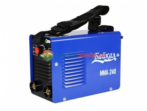 Aparat de sudura - INVERTOR BAIKAL - MMA 240 1