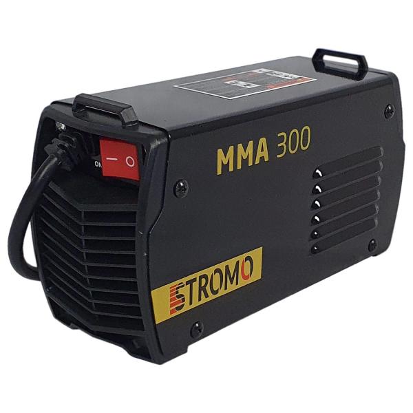 Aparat de sudura ( Invertor ) STROMO MMA 300 + Masca cu cristale automata, Cablu 3m, 320Amps 2