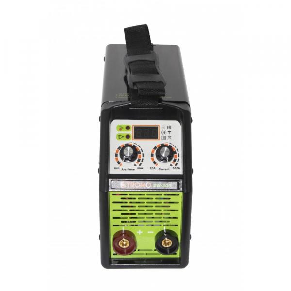 APARAT DE SUDURA INVERTOR STROMO SW300, 300 AH, ACCESORII INCLUSE, ELECTROD 1.5-5MM 4