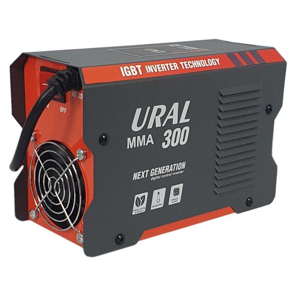 Aparat de sudura ( Invertor ) URAL MMA 300, Cablu 3m, Next Generation 1