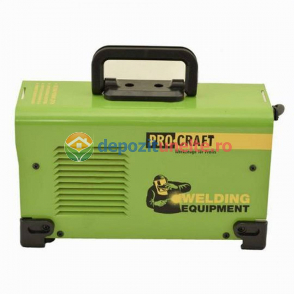 Aparat sudura invertor 295A, 1-6mm, ProCraft SP-295D, Model 2019 3