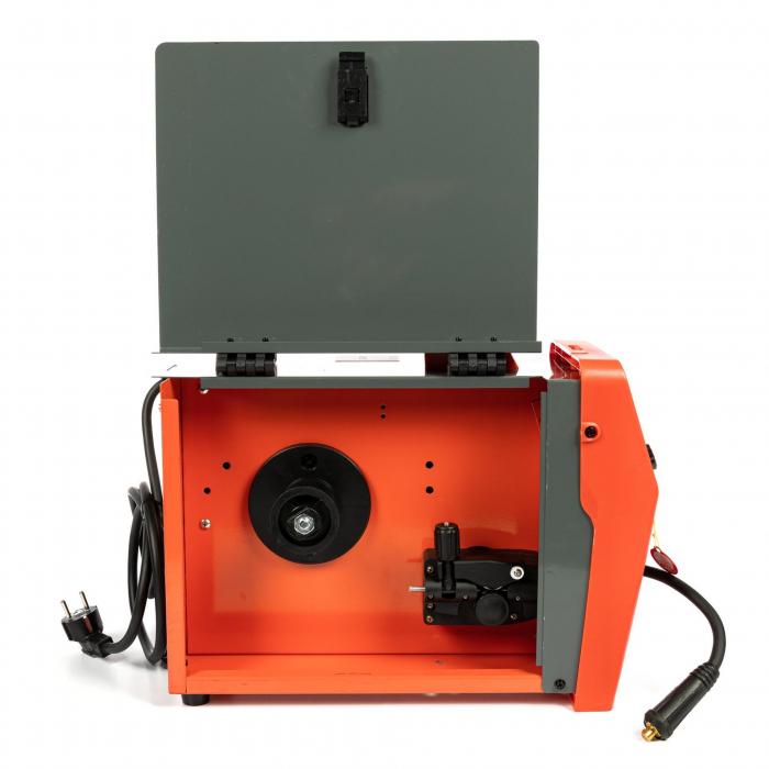 Aparat de sudura MIG / MMA MIG-285, 285A Almaz AZ-ES014, diametru electrod 1.6 - 3.2mm [4]