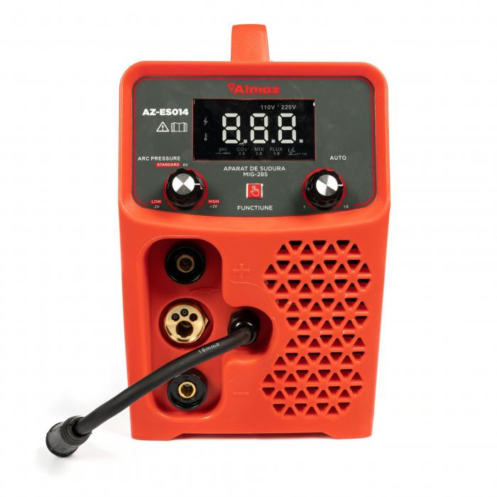 Aparat de sudura MIG / MMA MIG-285, 285A Almaz AZ-ES014, diametru electrod 1.6 - 3.2mm [5]