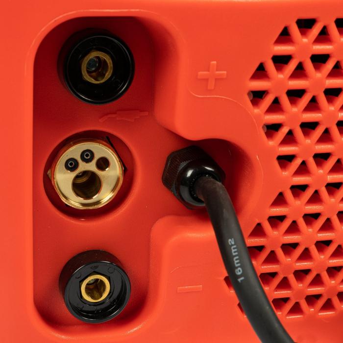 Aparat de sudura MIG / MMA MIG-285, 285A Almaz AZ-ES014, diametru electrod 1.6 - 3.2mm [7]