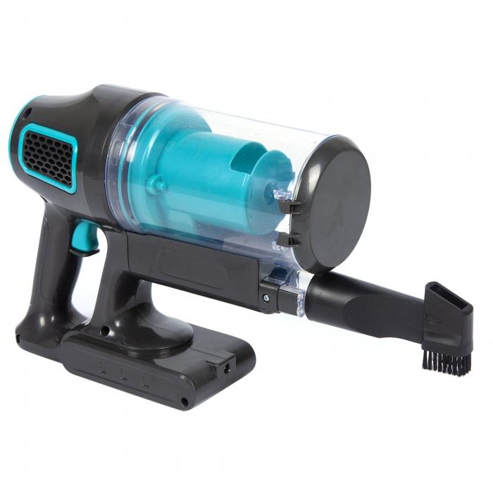 Aspirator Detoolz cu acumulator 120W, 0,8L 2200m Ah 10