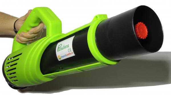 Atomizor electric portabil atasabil la pompa de stropit electrica Pandora 12V8Ah 0