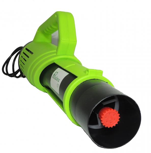 Atomizor electric portabil atasabil la pompa de stropit electrica Pandora 12V8Ah 3