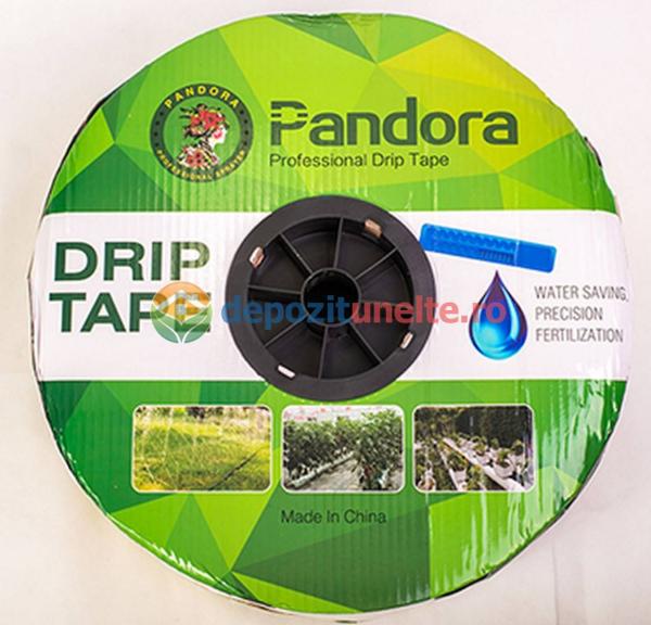 Banda picurare 1000m/rola 3L/h 10cm PANDORA 3