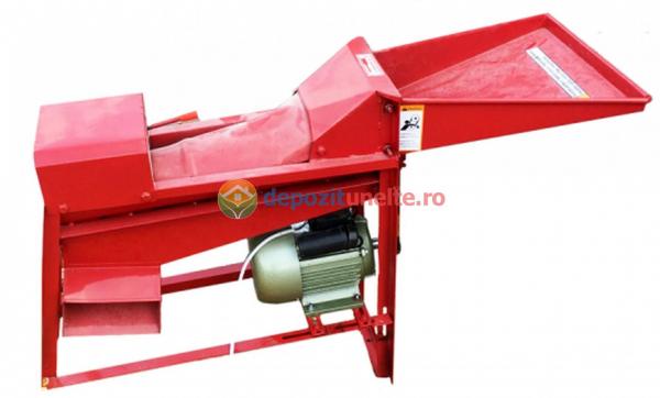 Batoza Porumb / Curatatoare electrica  5TY-60 - 1500KG/ORA cu MOTOR 2,2kW INCLUS 0
