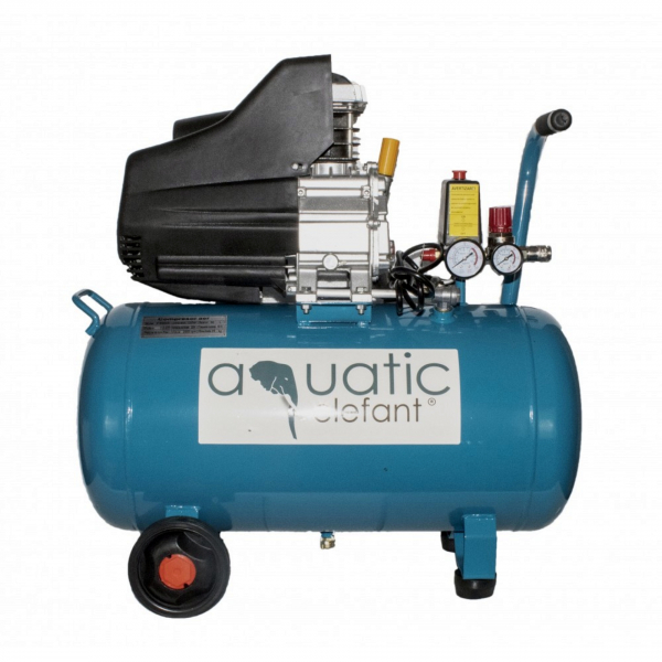 COMPRESOR CU AER ELEFANT AQUATIC XYBM50B 50L, 8BAR, 1,4KW, 2850RPM 0