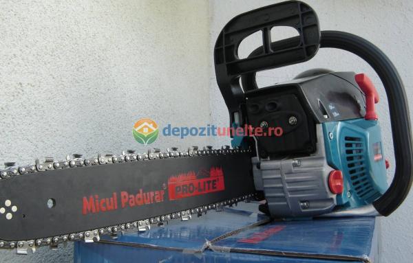 Drujba cu alimenatre pe benzina Micul Padurar 5200 2,95CP 4