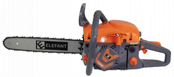 Drujba Elefant CS-5000, 5CP, 52cc, Lama (40cm pas 3.8), Motofierastrau Model Nou 3