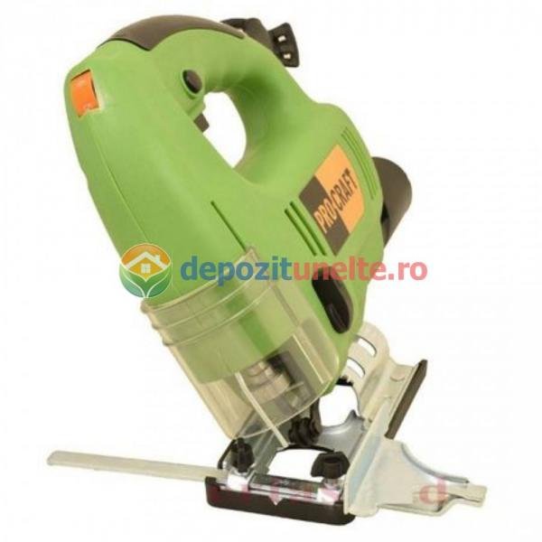 Ferastrau pendular ProCraft ST 1000W, 80mm, 45gr 2