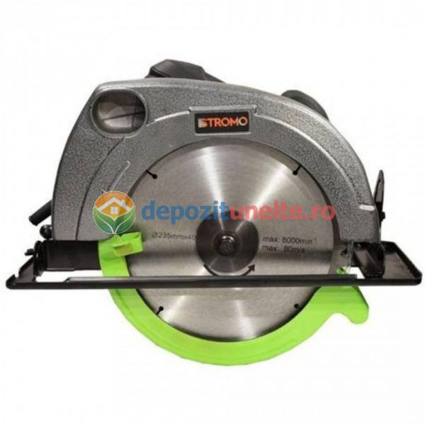 Fierastrau circular 2550W, 235mm, STROMO SC2550 1