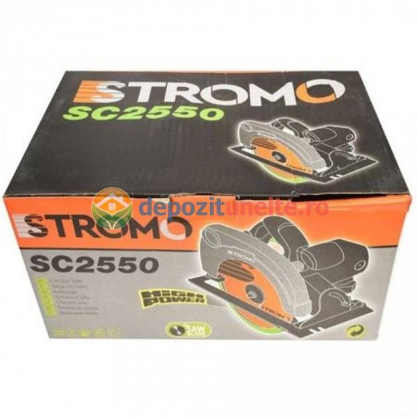 Fierastrau circular 2550W, 235mm, STROMO SC2550 4