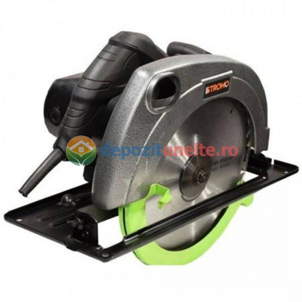 Fierastrau circular 2550W, 235mm, STROMO SC2550 5