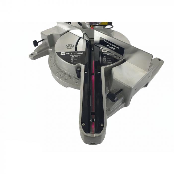 Fierastrau electric circular Elprom EPT - 255P, 2200W, 5000 rot/min, cu glisare, disc 255 mm [3]
