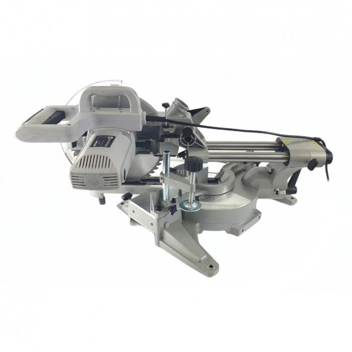 Fierastrau electric circular Elprom EPT - 255P, 2200W, 5000 rot/min, cu glisare, disc 255 mm [6]