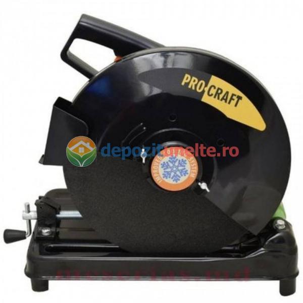 FIERASTRAU ELECTRIC PENTRU DEBITAT METAL PROCRAFT AM3200, 3200W, 355MM 3