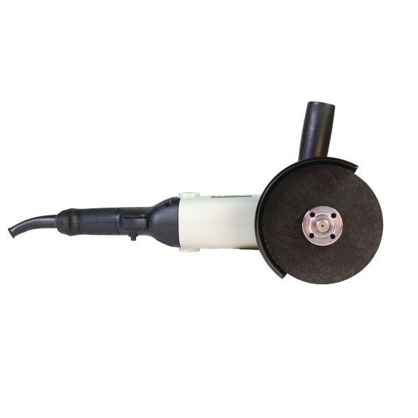 Flex Polizor Unghiular Elprom EMSU 1000-125, 1000 W, 11000 RPM, Carbuni Rezerva, Rusia [2]