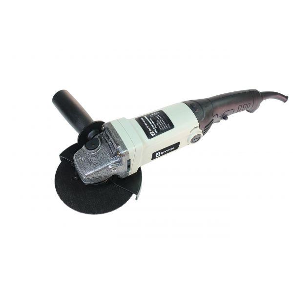 Flex Polizor Unghiular Elprom EMSU 1000-125, 1000 W, 11000 RPM, Carbuni Rezerva, Rusia [0]