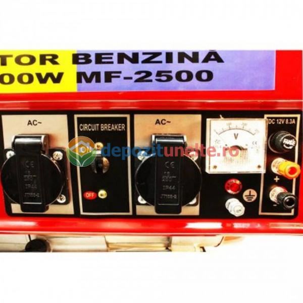 GENERATOR BENZINA 2200W MICUL FERMIER MF-2500 1