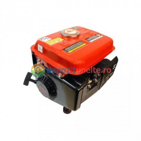 Generator electric pe benzina 900W Micul Fermier, Model 2018 2