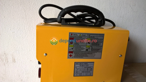 Invertor Aparat sudura IGBT SNK POWER MMA 200A 1