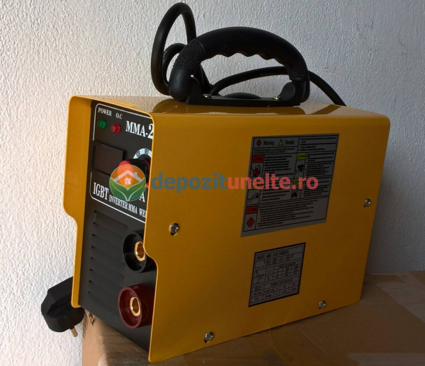 Invertor Aparat sudura IGBT SNK POWER MMA 200A 4