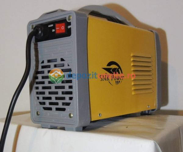 Invertor aparat sudura, putere mare, MMA-400A IGBT - SNK POWER 3