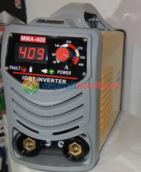 Invertor aparat sudura, putere mare, MMA-400A IGBT - SNK POWER 5