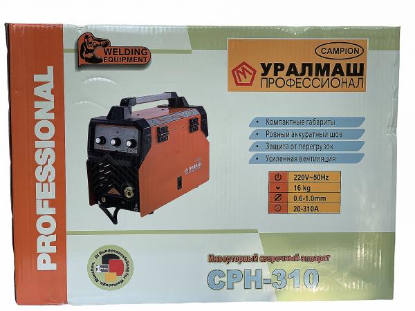 Invertor de sudura MIG/MAG/MMA, Campion CPH-310, 310A , 4mm [7]