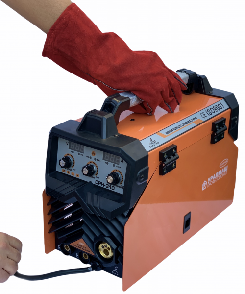 Invertor de sudura MIG/MAG/MMA, Campion CPH-310, 310A , 4mm [4]