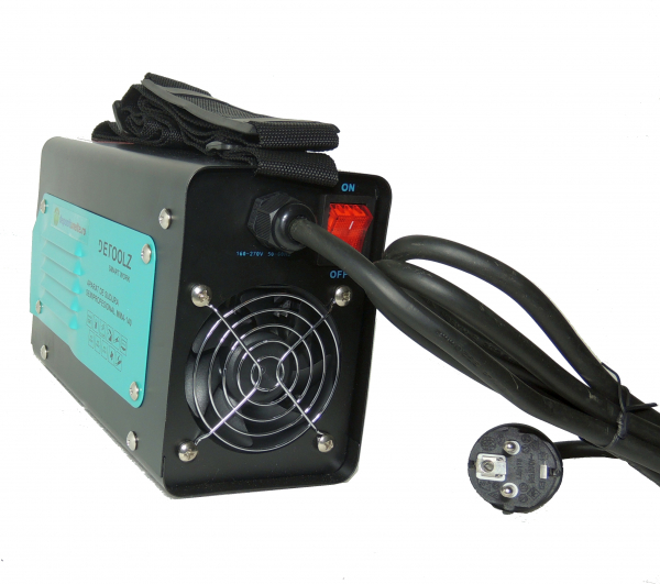 Invertor sudura clasa compacta Tehnologie IGBT- MMA-140 5