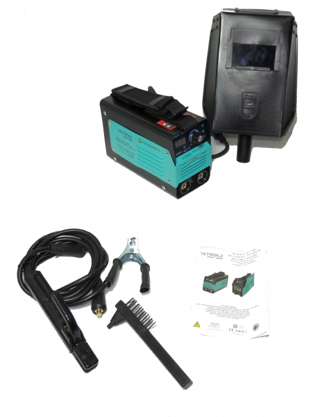 Invertor sudura clasa compacta Tehnologie IGBT- MMA-140 6
