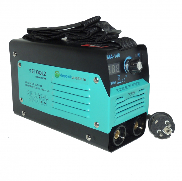 Invertor sudura clasa compacta Tehnologie IGBT- MMA-140 3