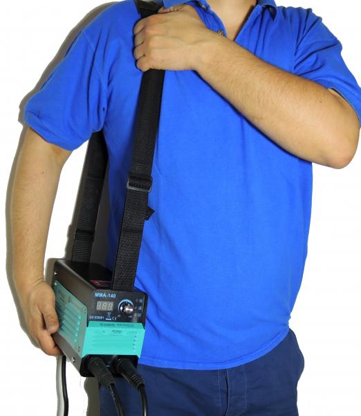 Invertor sudura clasa compacta Tehnologie IGBT- MMA-140 0