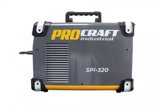 Invertor MMA + MIG Procraft SPI 320, Industrial, Electrozi si Gaz , 320 Amperi, + Cabluri si Pistol 1