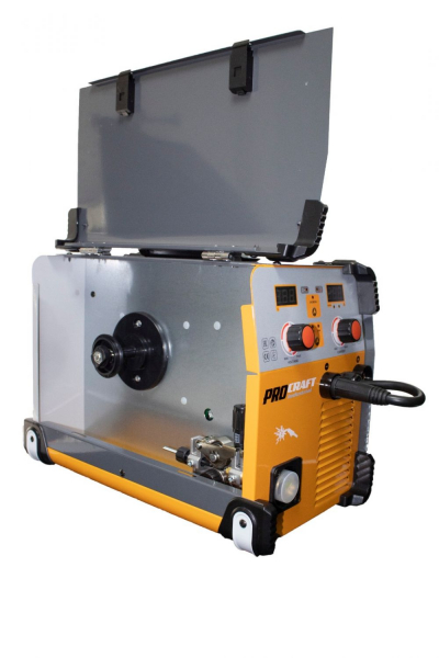 Invertor MMA + MIG Procraft SPI 320, Industrial, Electrozi si Gaz , 320 Amperi, + Cabluri si Pistol 4