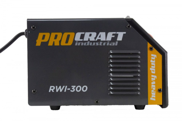 Invertor MMA Procraft RWI 300, Profesional, Heavy Duty, Racire fortata, electrozi 4 mm 2