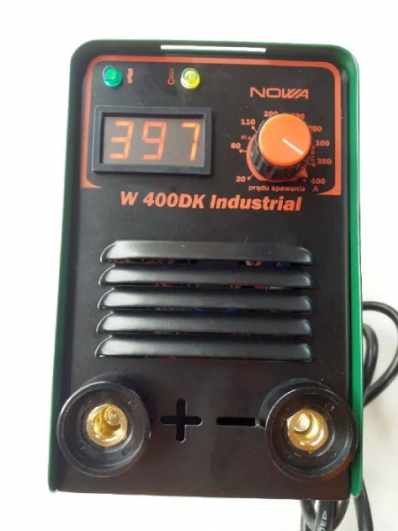 Invertor pentru sudura W400DK NOWA by CAMPION. in valiza, afisaj electronic, electrozi 1.6-5mm [1]