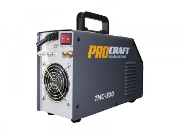 Invertor Plasma Procraft TMC 300, 3 in 1, MMA, TIG + Accesorii, Gama Profesionala 1