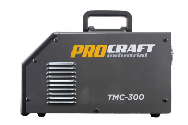 Invertor Plasma Procraft TMC 300, 3 in 1, MMA, TIG + Accesorii, Gama Profesionala 2