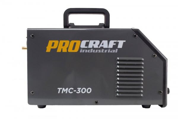 Invertor Plasma Procraft TMC 300, 3 in 1, MMA, TIG + Accesorii, Gama Profesionala 6
