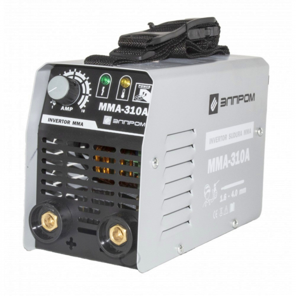 INVERTOR SUDURA ELPROM 310A, 310AH, MMA DIAMETRU ELECTROD 1.6-4mm 0