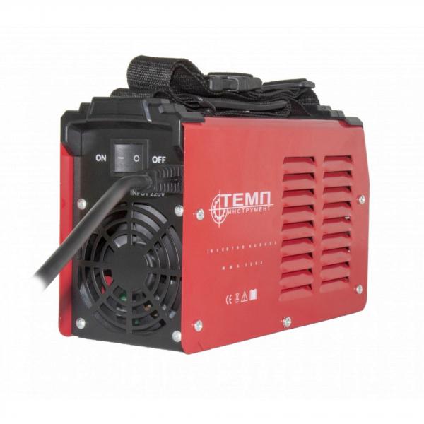 Invertor sudura MMA TEMP 330A, 330Ah, diametru electrod 1.6 - 4 mm 2